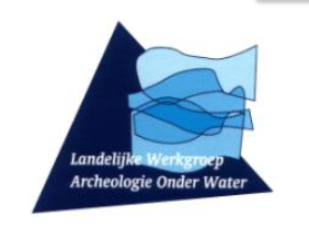 logo van de Landelijke Werkgroep Archeologie Onder Water